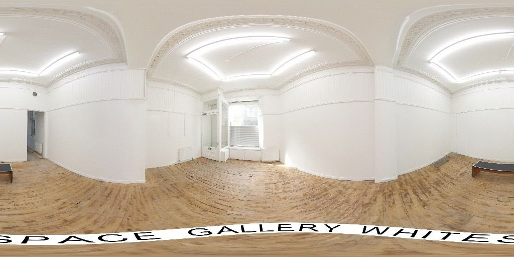Gallery space available for artists and events