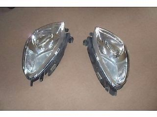 Set of headlamps for Citroen Xsara Picasso