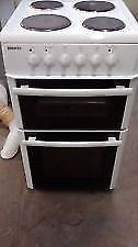 Modern Style Cooker (Electric) Excellent Condition Fan Oven, Grill And Hobs