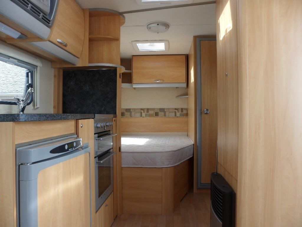 Sterling Europa 470 Year 2009 - 4 Berth Fixed Bed with Awning