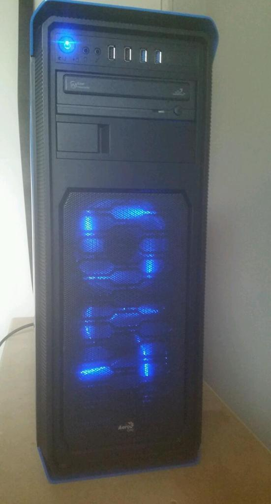 Gaming PC recently upgraded, i5 4690K, GTX 670,SSD