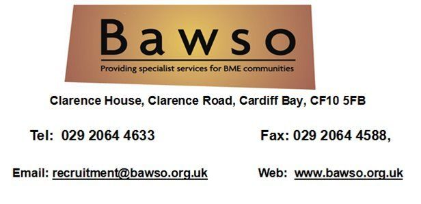 Full Time Project Coordinator based Torfaen and Blaenau Gwent