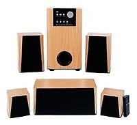 Genius SW5.1 Home Theatre active speakers