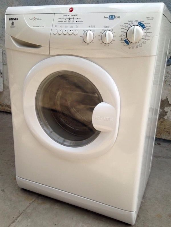 Fully reconditioned Hoover washer/dryer with guarantee