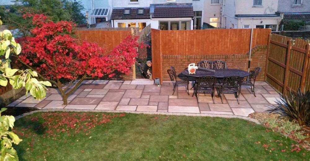 Fully qualified landscape gardener looking for full time work