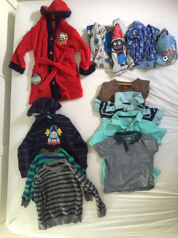 Boy's clothing - 2-3 years old