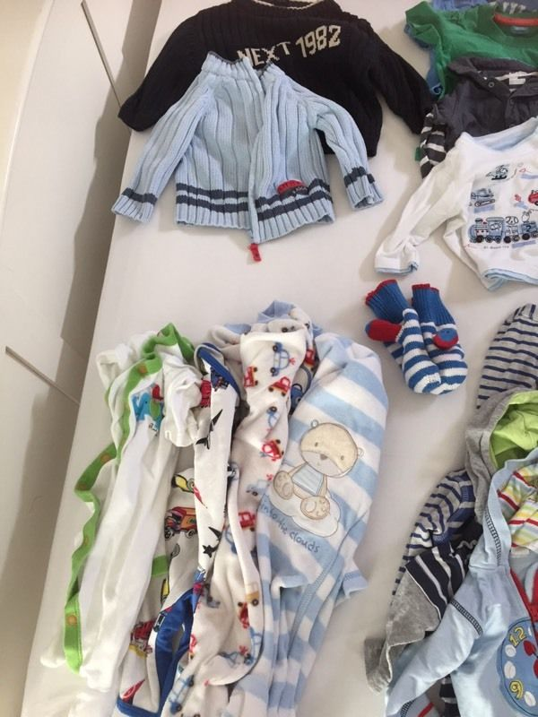 Boy's clothing - 3-6 months