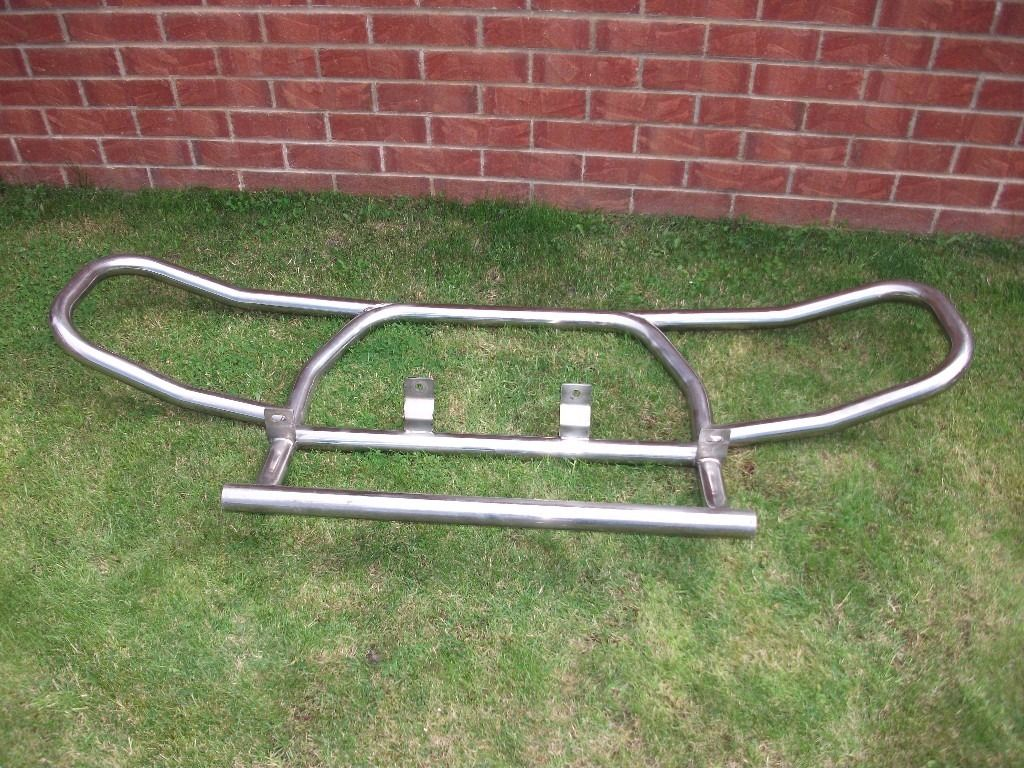 Bull Bars Stainless Steel