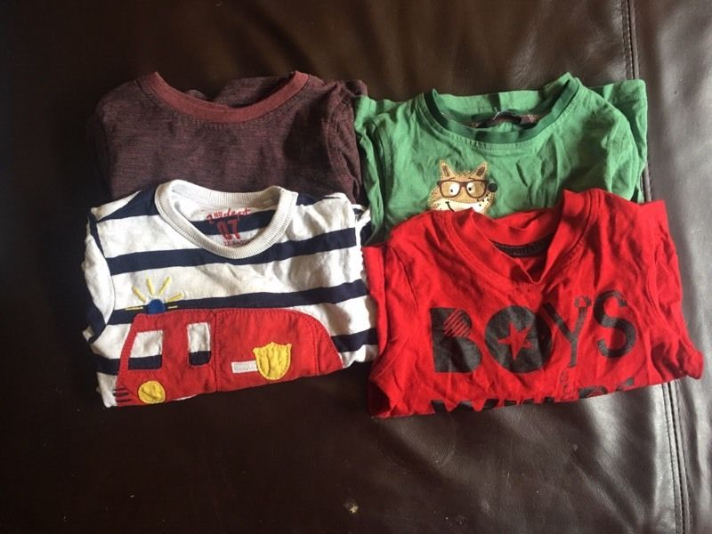9-12 months boys clothes