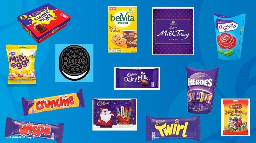 Mondelez - Field Sales Representative (Part Time) - Frome and surrounding areas