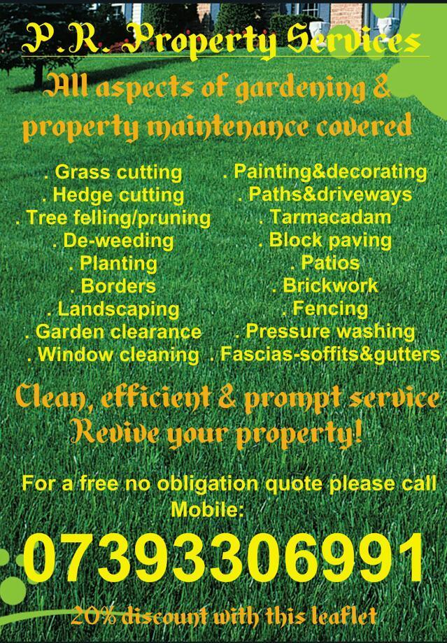 P.R. Property Services