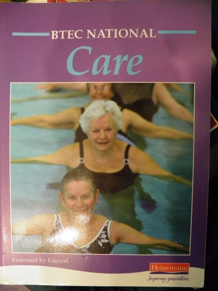BND Care textbook