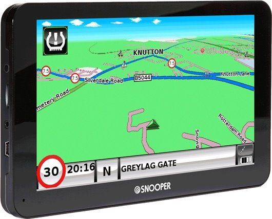 Snooper S6800 Bus & Coach Pro Full UK/EU sat nav