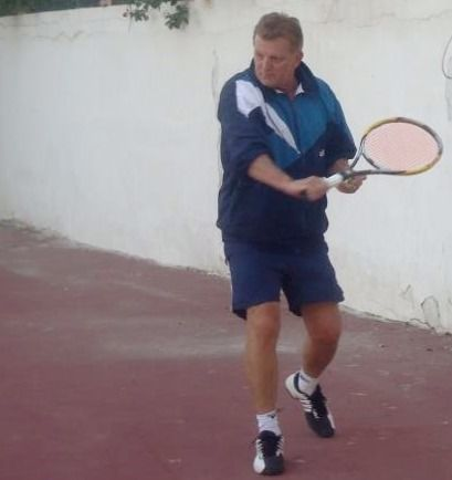 I AM TEAM GB TENNIS EVENT Saturday 27th August with Adrian Henson