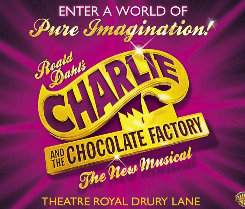 Charlie and the chocolate factory theatre tickets
