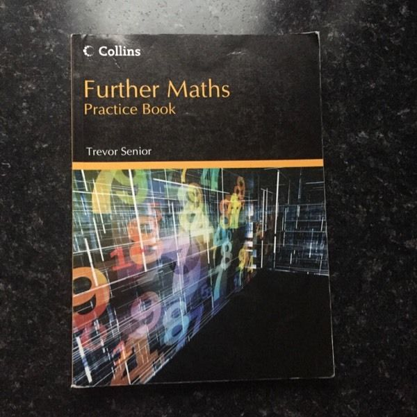 Further maths practice book