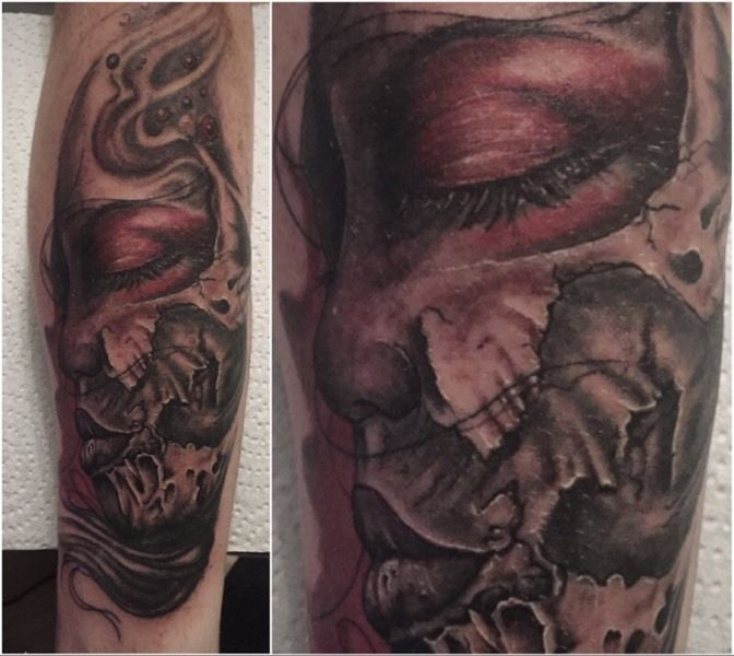 Professional tattoo good price