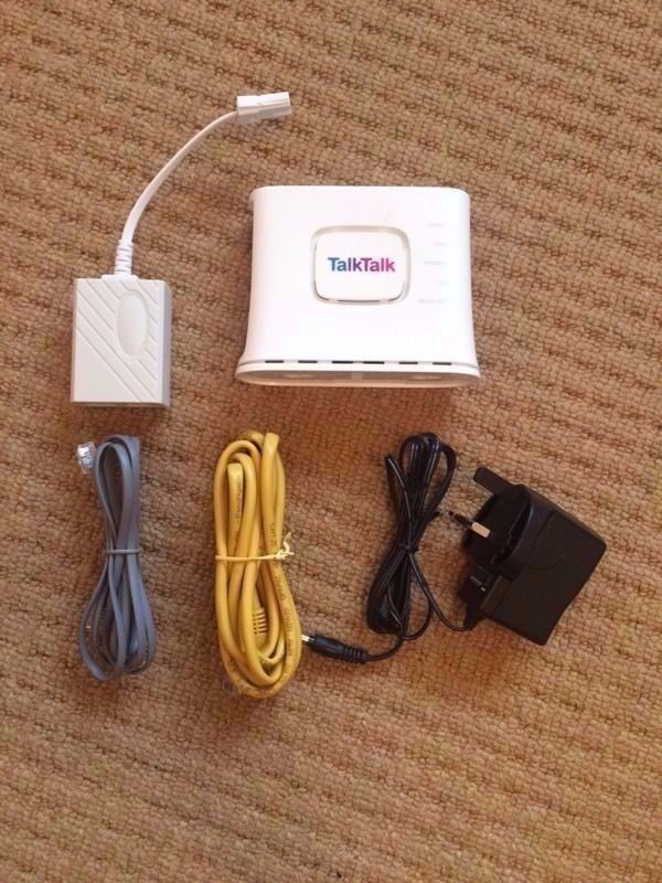 TalkTalk Wireless Router