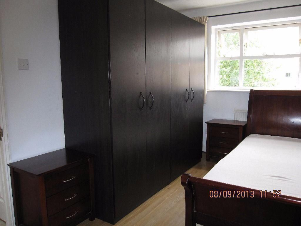 Short term let, ensuite, free parking, bills included (near Balham, Clapham, Wandsworth)