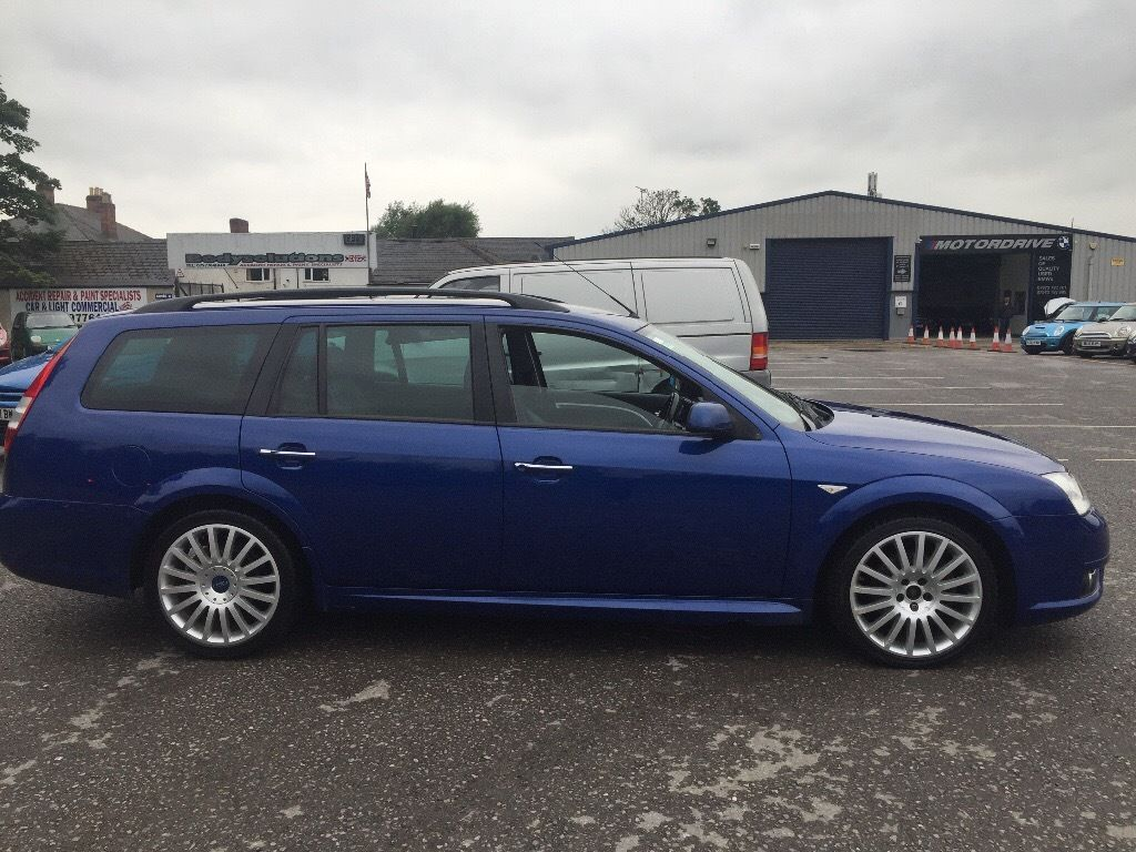Ford mondeo st tdci estate