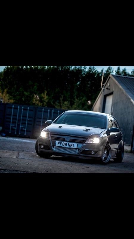 Here is my Astra mk5 z20 300bhp