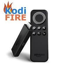 New Amazon firestick with kodi fully loaded. movies and live sport. sky tv