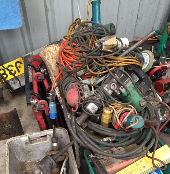 Engineer workshop clearance
