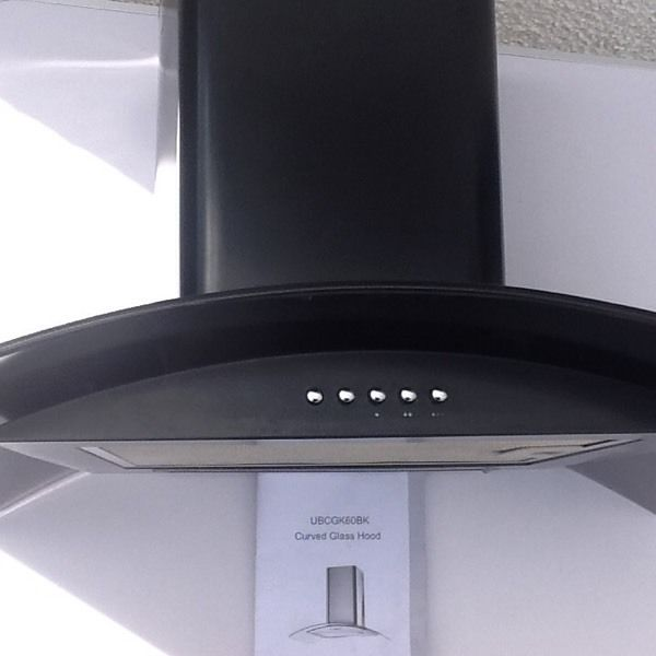 Hotpoint cooker extractor fan