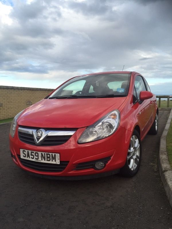 Corsa 1.2 Sxi 2009 (59) Plate PX CONSIDERED