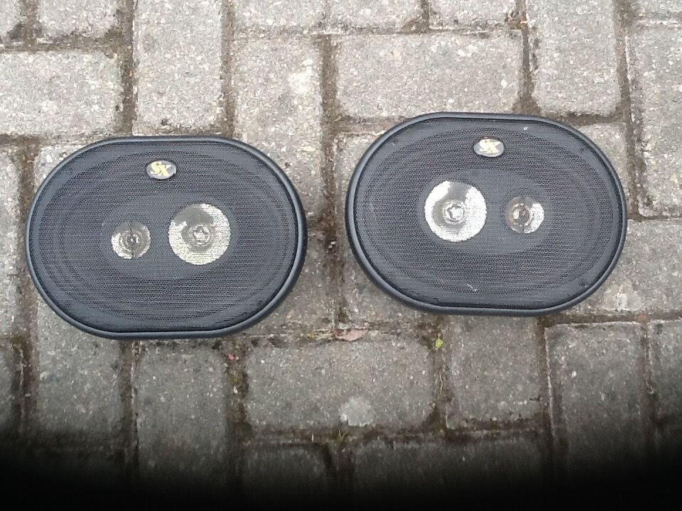 XSA Car Speakers for sale