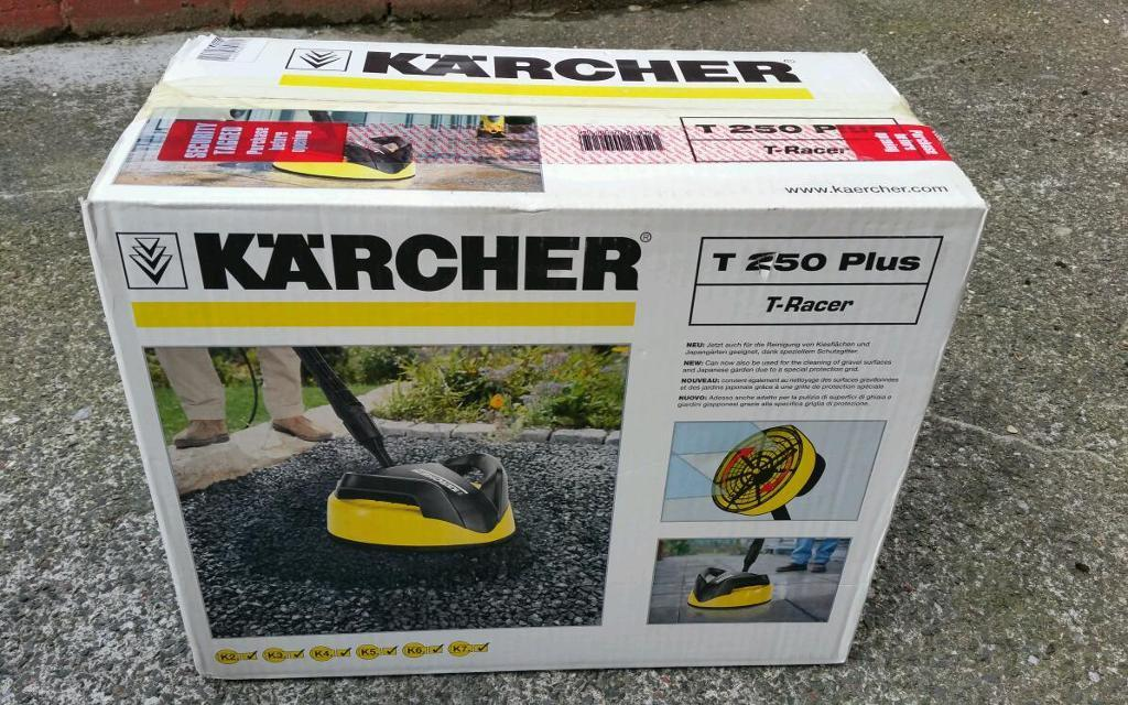Kärcher T250 plus T-Racer
