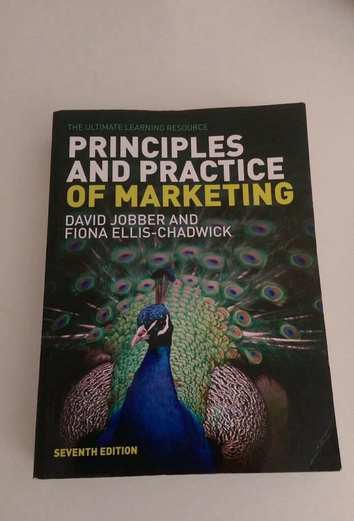 Principles and Practice of Marketing, Tourism: Principles and Practice (University textbooks)