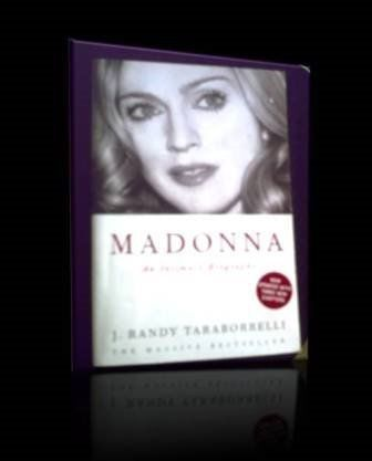MADONNA: AN INTIMATE BIOGRAPHY PAPERBACK - FOR SALE