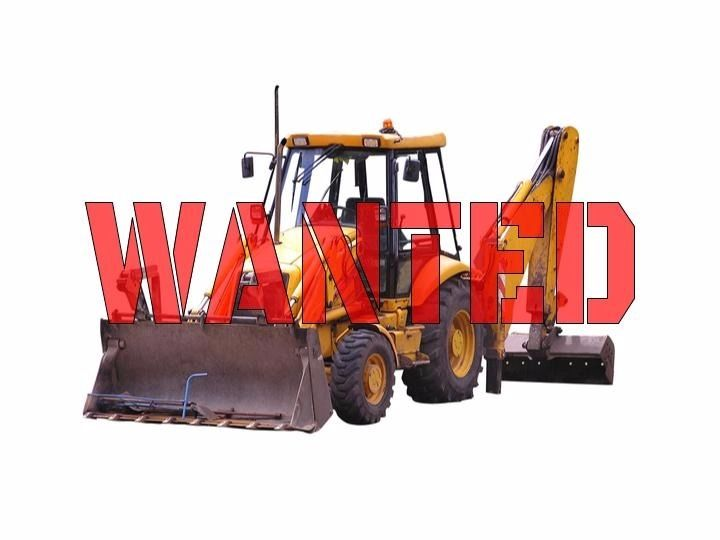 Backhoe Loader (Invernessshire-Moray-Aberdeenshire) **cash ready**