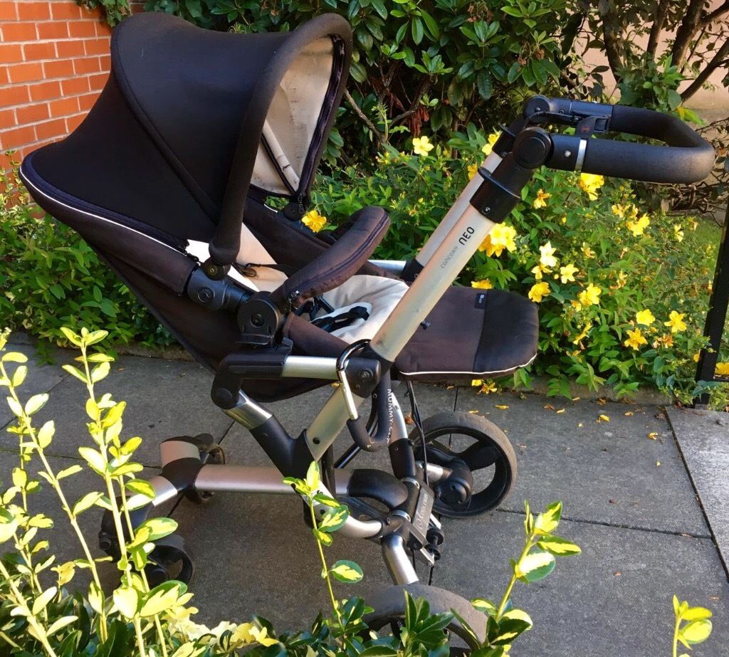 Complete Travel System - Concord Neo