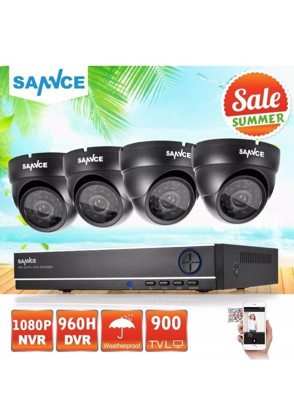 Supplier for affordable CCTV systems and instalments