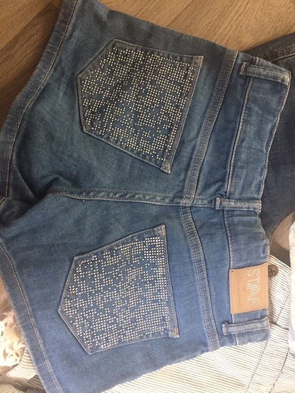 Job lot of girls shorts...excellent condition