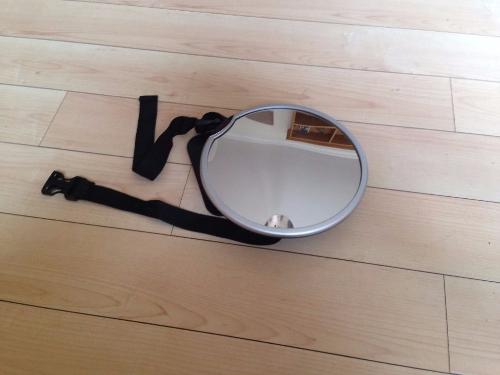 Rearview mirror for baby car seat