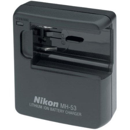 MH-53 Charger for Nikon Coolpix Cameras using EN-EL1 Battery