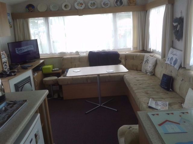 Perfect First Caravan, Bunn Leisure, Selsey, West Sussex-Cheap
