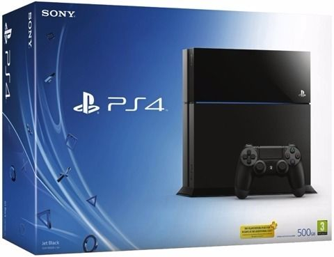 Cheap PS4 500GB CONSOLE BUNDLE OFFER