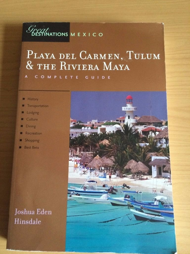 MEXICO TRAVEL BOOKS/GUIDES