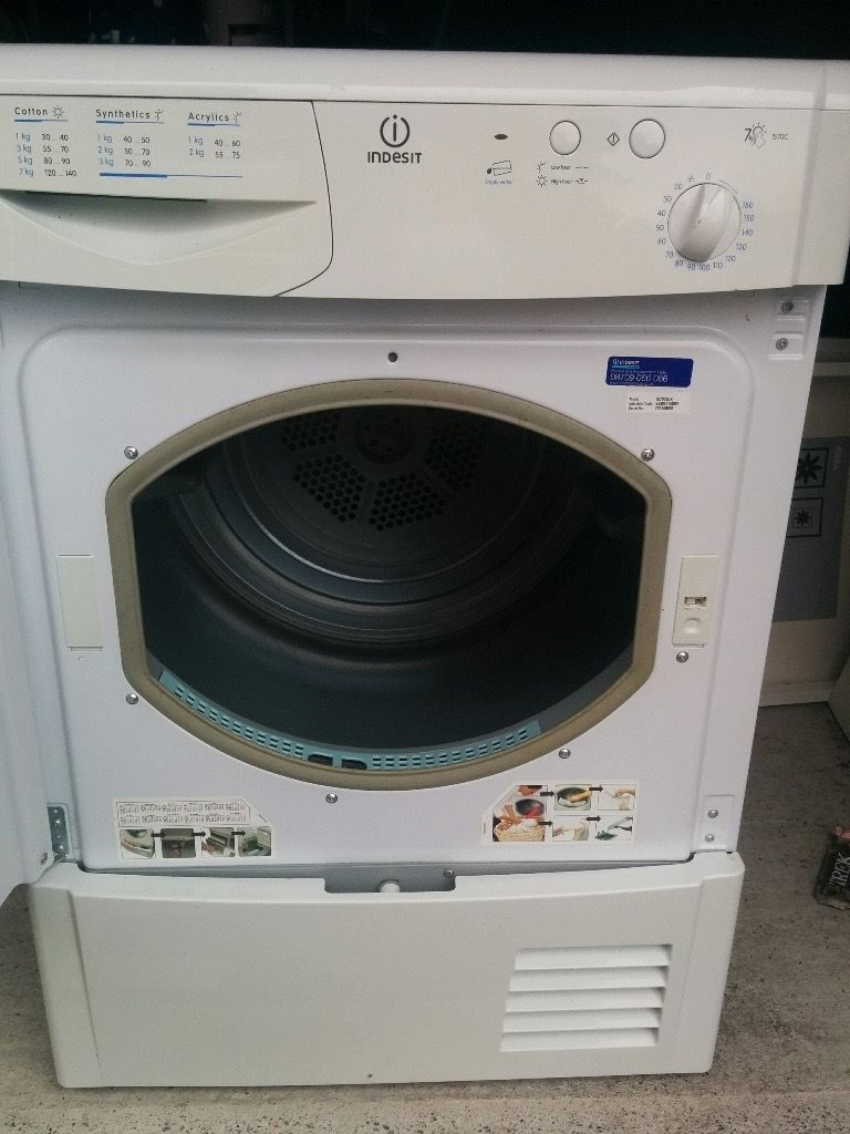 Indesit Tumble Dryer (condenser)