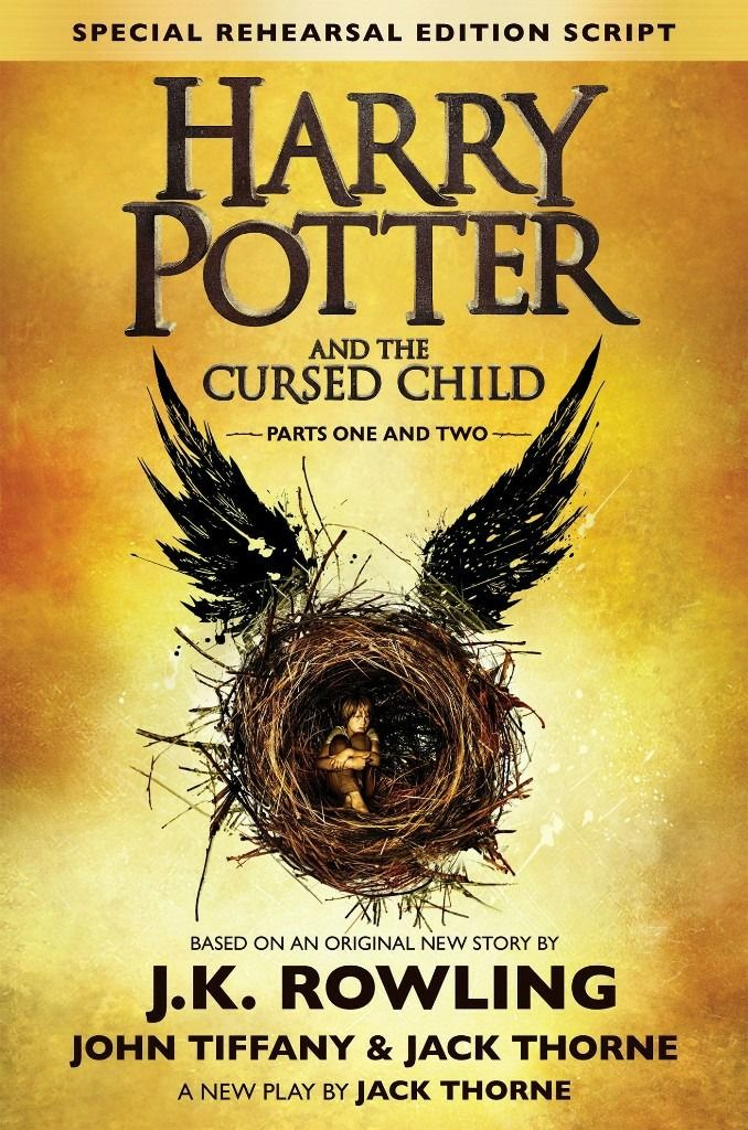 Harry Potter and the Cursed Child Tickets swap