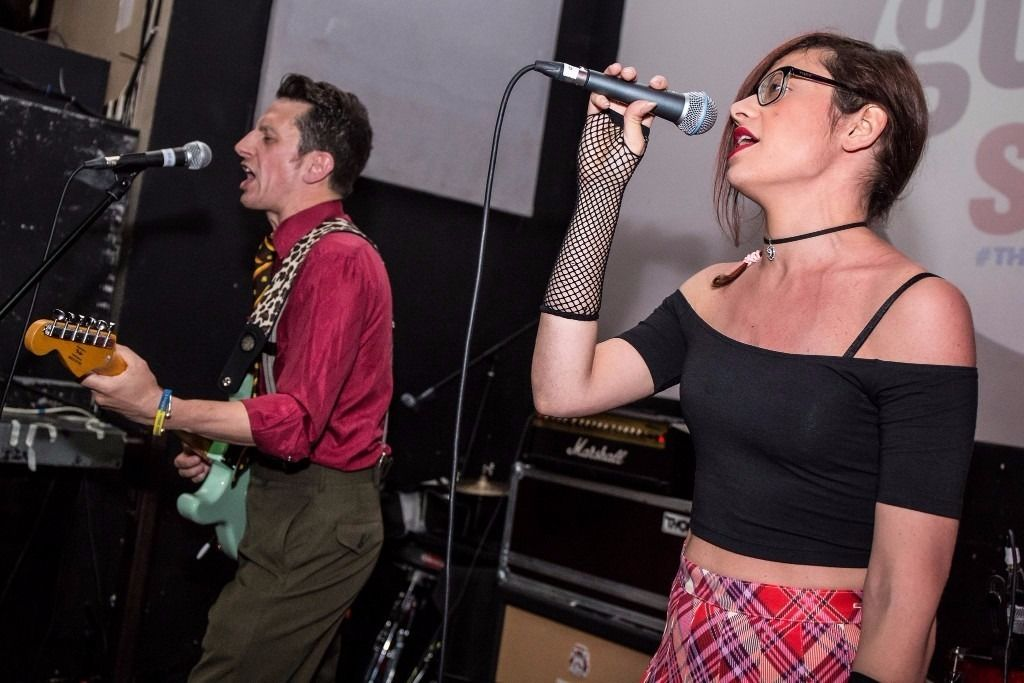 Female Keyboard Player needed for London based gigging Punk-Rock band.