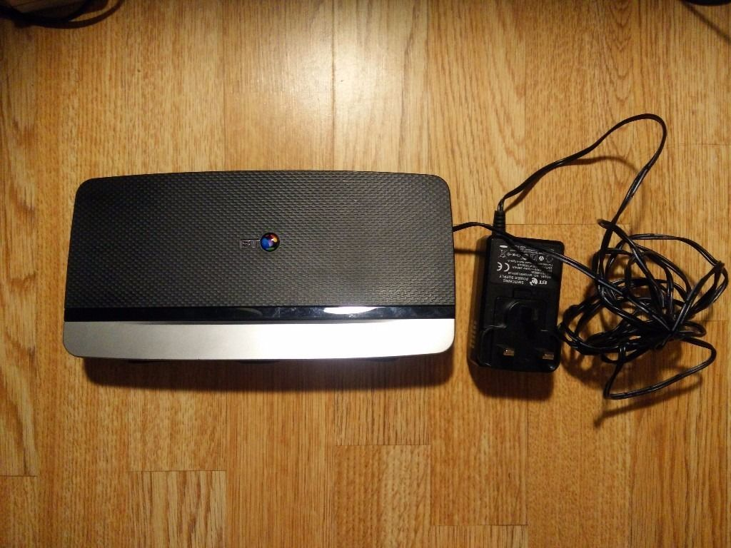 BT Home Hub 4 Router - AS NEW
