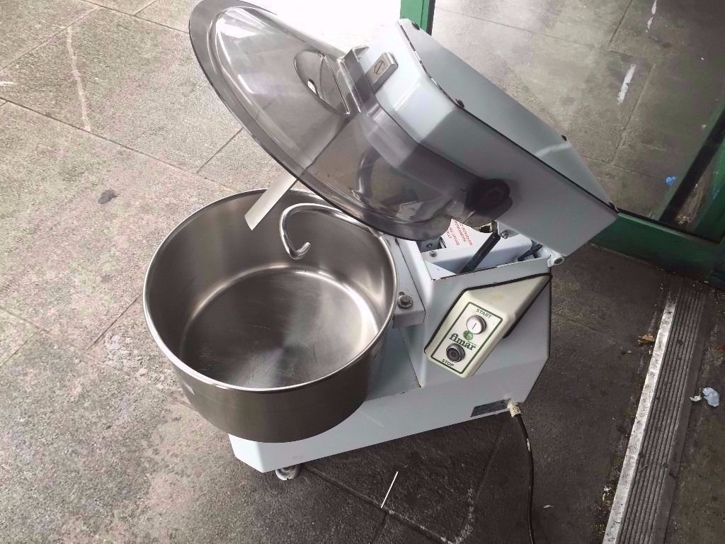COMMERCIAL HIGH SPEED DOUGH MIXER FOR BAKERS BAKING BAKERY PATISSERIE RESTAURANT BREAD ASSORTMENTS