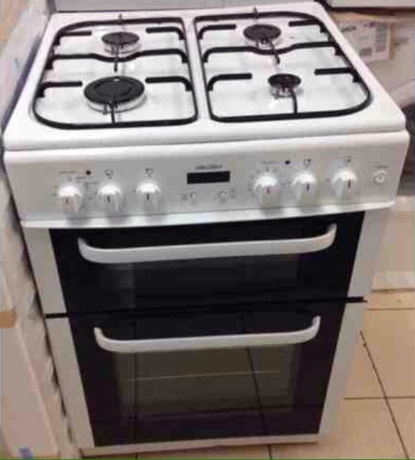***NEW Bush 60cm wide duel fuel cooker for SALE with 1 year warranty ***