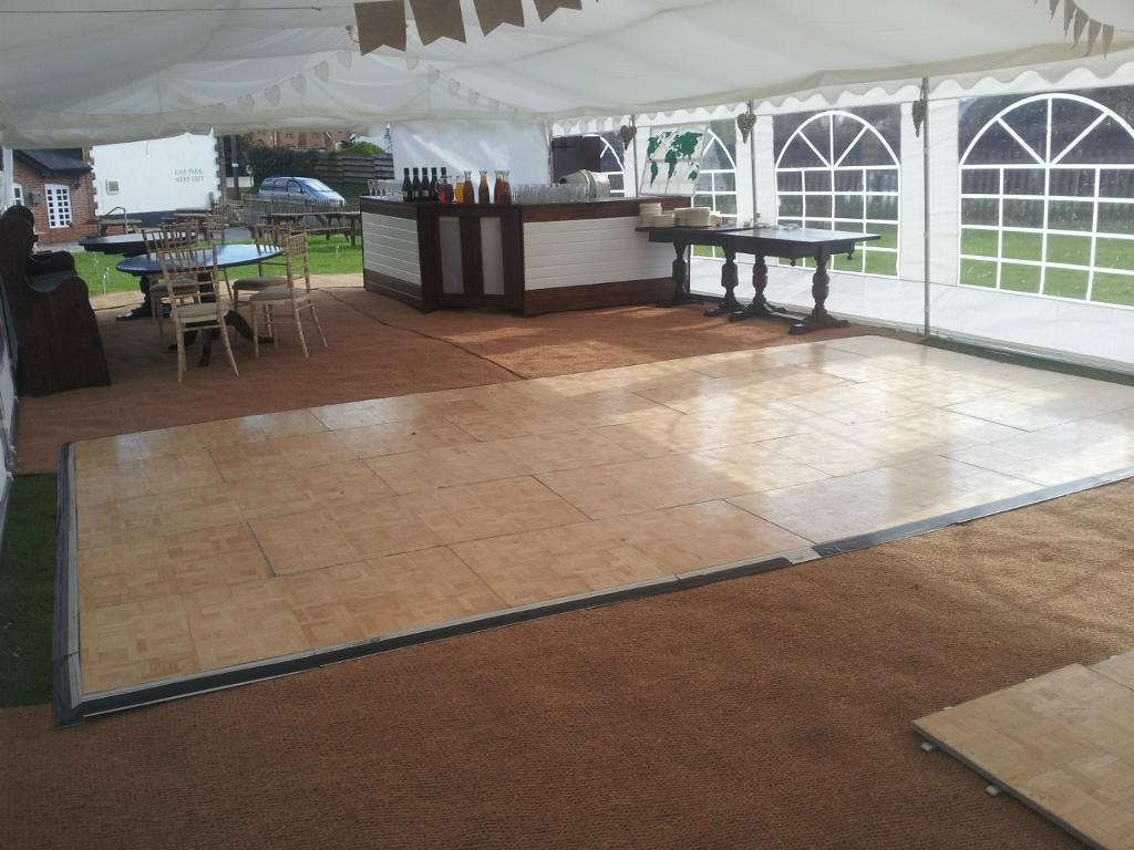 True Lovers Knot Marquee Hire