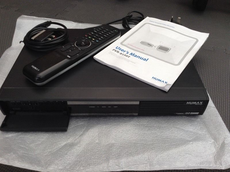 Humax PVR-9150T Digital video recorder
